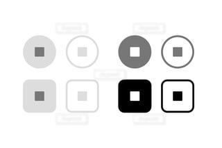 近くにロゴのアップの写真・画像素材[1426632]