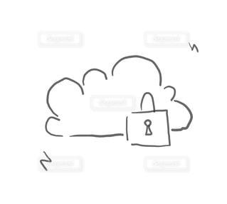 「セキュリティ関連」ゆるいイラストシリーズ。個人情報流出、ユーザーデータ漏洩、ハッキングなどサイバーセキュリティ、プライバシー保護、ウィルス対策など。その他へたくそイラストは「kt_draw」で検索を!の写真・画像素材[1590550]