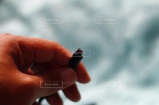 マイクロUSBケーブルの写真・画像素材[1758269]