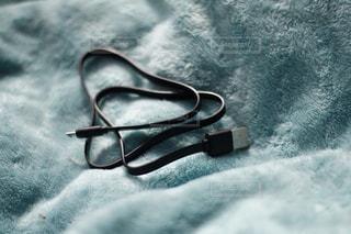 USBケーブルの写真・画像素材[1758273]