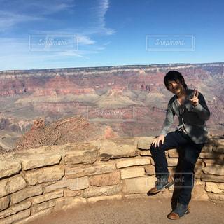 グランドキャニオンの写真・画像素材[260756]