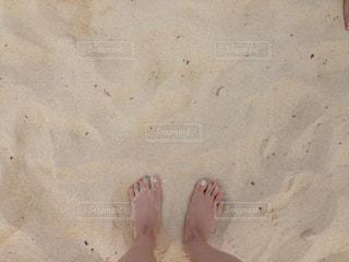 近くの砂浜のビーチ - No.905713