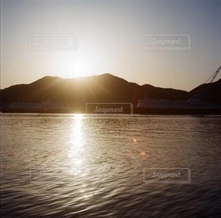 夕日の写真・画像素材[5627]