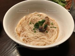 スープのボウルの写真・画像素材[744930]