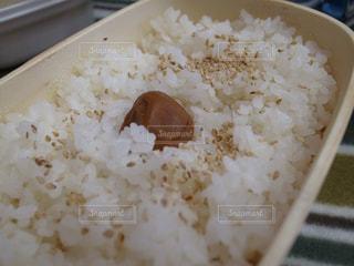 皿に白いご飯 - No.938827