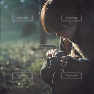 女性の写真・画像素材[5507]