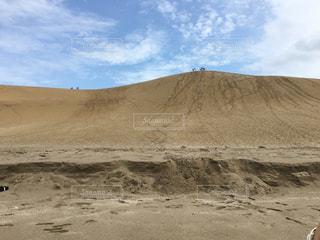 砂漠の写真・画像素材[661387]
