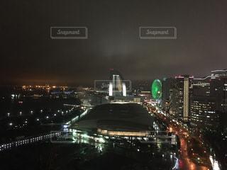 夜の街の景色 - No.870891