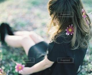女性の写真・画像素材[5276]
