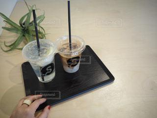 カフェの写真・画像素材[1018724]