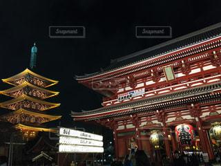 夜景の写真・画像素材[264393]