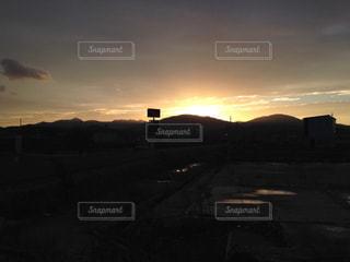 夕日の写真・画像素材[273862]
