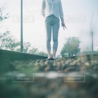 女性の写真・画像素材[385831]
