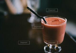 トマトジュースの写真・画像素材[1212980]