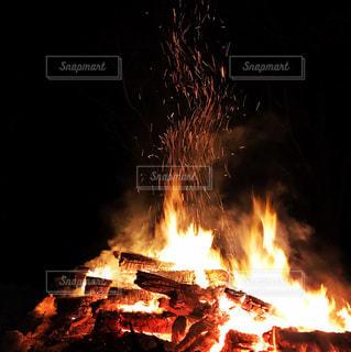 火の場所の写真・画像素材[986213]