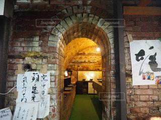 れんが造りの壁の部屋 - No.797340
