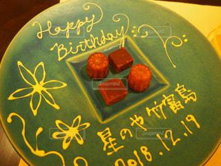 誕生日ケーキの写真・画像素材[1688774]