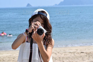 カメラ女子 - No.306386