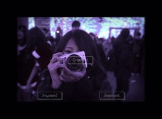 レンズの先にの写真・画像素材[306389]