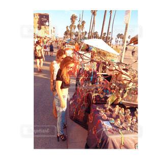 Venice beachの写真・画像素材[888117]