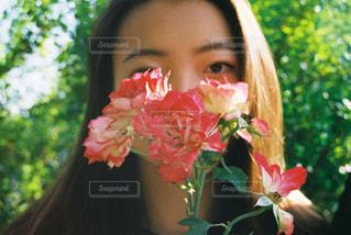 女性の写真・画像素材[268410]
