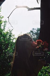 女性の写真・画像素材[269851]