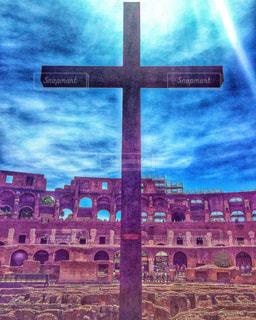コロッセオの十字架 - No.863877