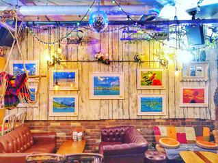 銀座のおしゃれなカフェ、ルートゼロの写真・画像素材[2239717]