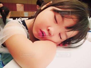 眠たくて眠たくて…。の写真・画像素材[268172]