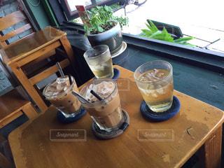 カフェの写真・画像素材[297031]