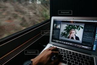 パソコンの写真・画像素材[4879]