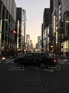 Tokyo Ginzaの写真・画像素材[304692]