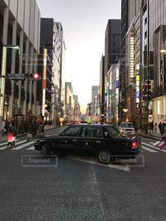 Tokyo Ginzaの写真・画像素材[304693]