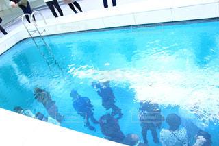 プールの写真・画像素材[268569]