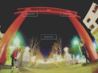 夜景の写真・画像素材[333430]