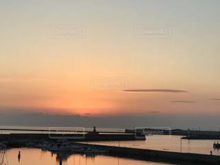 夕景の写真・画像素材[315627]