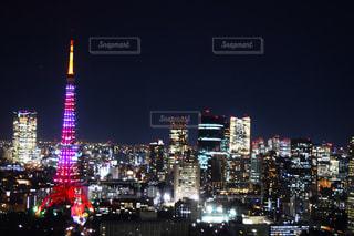 東京タワーの写真・画像素材[344571]