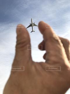 空,飛行機,指
