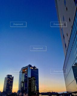 夜景の写真・画像素材[673322]