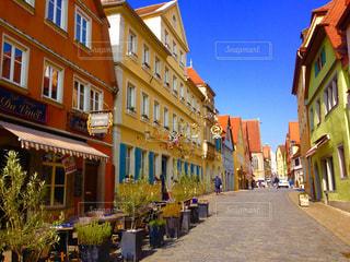 ドイツの街並み - No.879398