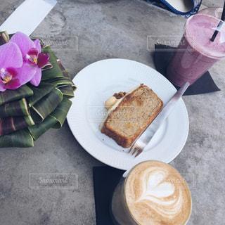 カフェの写真・画像素材[383744]