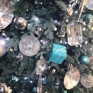 ティファニー クリスマスツリーの写真・画像素材[1000592]