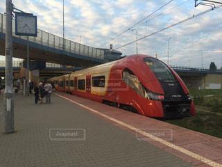 電車の写真・画像素材[272129]