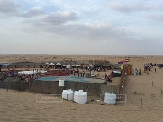 砂漠の写真・画像素材[272332]
