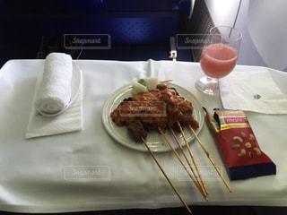 機内食の写真・画像素材[274206]