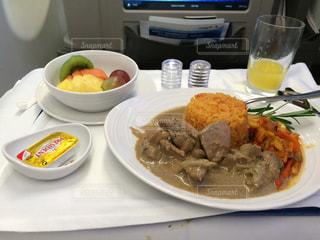 機内食の写真・画像素材[274209]