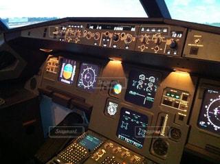 飛行機の写真・画像素材[274313]