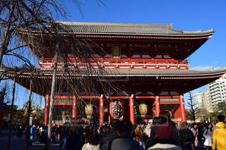 浅草寺の写真・画像素材[279875]
