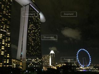 夜景の写真・画像素材[281505]
