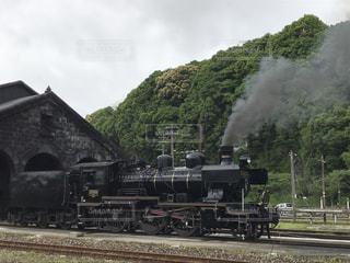 機関車の写真・画像素材[534196]
